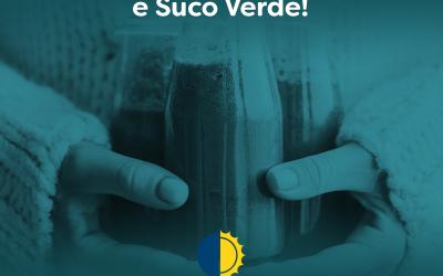 Suco Antioxidante e Suco Verde